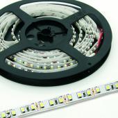LED szalag, 3528, 90 SMD/m, nem vízálló, meleg feh