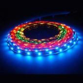 LED szalag, 5050, 60 SMD/m, vízálló, RGB -  RENDKÍ