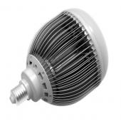 LED ipari világítótest, 36W, 230V, E40, tejüveg bú