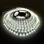 LED szalag, 3528, 60 SMD/m, nem vízálló, meleg feh