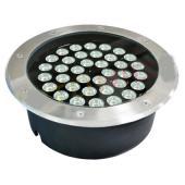 LED lámpa, 36W, 230V, 90°, beépíthető, kültéri, RG